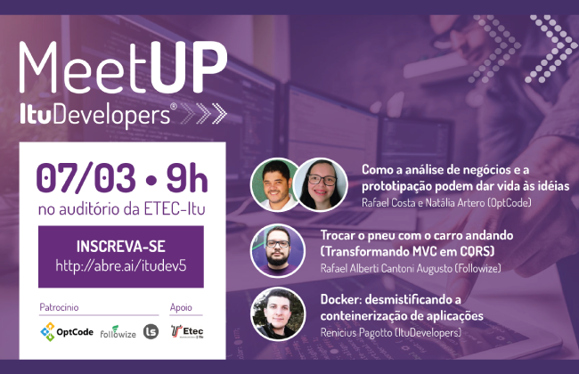 Meetup Itu Developers