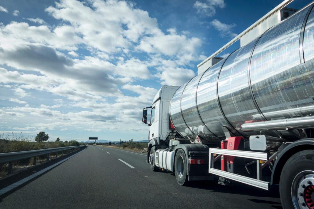 gestão de estoque de combustíveis